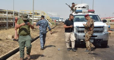 مقتل وإصابة 12 شخصا وحرق 5 سيارات فى انفجار شرقى بغداد