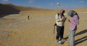 اكتشاف مواقع أثرية في السعودية تعود إلى 350 ألف سنة
