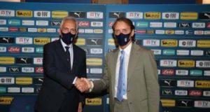 الاتحاد الإيطالي يعلن تمديد عقد روبرتو مانشيني حتى 2026