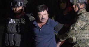 العثور على نفق لإمبراطور المخدرات «إل تشابو» أمام قاعدة للحرس الوطني المكسيكي
