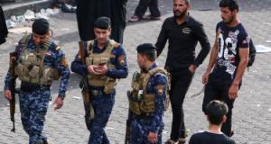 العراق تضبط مخزن للعتاد يحوى طن من المواد شديدة الانفجار فى بغداد