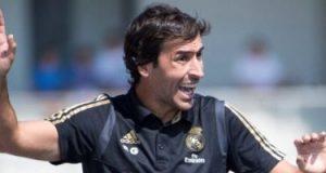 جماهير ريال مدريد تفضل راؤول على أليجري لخلافة زيدان