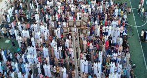 لمن يصليها في البيت.. هل تجوز صلاة العيد خلف الإمام في الراديو؟.. تعرف على الرأي الشرعي