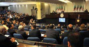 مجلس الأمة الجزائرى يعرب عن قلقه إزاء التطورات فى القدس