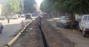 محافظ الوادى الجديد: الانتهاء من توصيل الغاز لــ7000 عميل بالخارجة حتى الآن