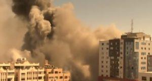 نقابات الصحفيين والمهن التمثيلية والموسيقية تدين الاعتداء الإسرائيلى على قطاع غزة