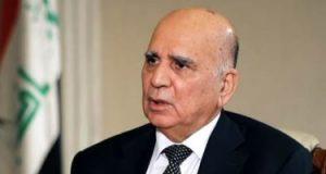 وزير خارجية العراق يبحث مع البابا فرنسيس ضرورة إعمار المناطق الآثرية فى البلاد