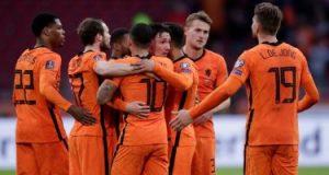 34 لاعباً فى قائمة منتخب هولندا المبدئية استعدادا لـ يورو 2020