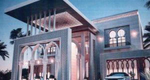 إنشاء دار مناسبات الخياط على أحدث طراز معمارى طبقا للمعايير الفنية بكفر الشيخ
