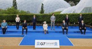 """الملكة إليزابيث تلتقي الرئيس الأميركي """"جو بايدن"""" للمرة الأولى منذ توليه السلطة"""