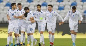 رغم الخسارة برباعية... منتخب أوروبي يحتفل بأول أهدافه منذ عام ونصف