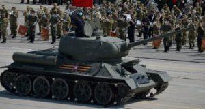 روسيا تجرى مناورات عسكرية فى القرم