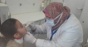 """""""صحة المنيا"""" تنظم قافلة طبية لخدمة أهالى قرية الشيخ عباده ضمن """"حياة كريمة"""""""