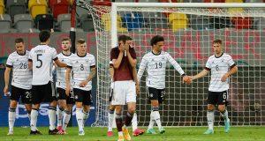 منتخب ألمانيا يتخم شباك لاتفيا بسباعية