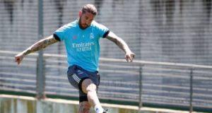 نهاية يونيو الجاري.. قرار بقاء أو رحيل راموس عن ريال مدريد