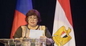 وزيرة الثقافة: عام التبادل الإنسانى بين مصر وروسيا يفتح آفاقا جديدة للتعاون المشترك