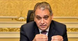 وزير شئون المجالس النيابية يستعرض نتائج عمل اللجنة الوطنية لصرف التعويضات لمتضررى النوبة