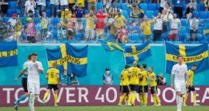 يورو 2020.. منتخب السويد يحقق أرقاما مميزة في الانتصار على سلوفاكيا