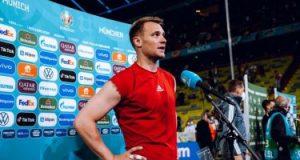 يورو 2020.. نوير: سعيد بالتأهل ومواجهة المانيا أمام إنجلترا مختلفة