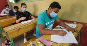 33 ألف طالب يؤدون امتحانات الدبلومات الفنية داخل 132 لجنة بالغربية
