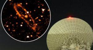صورة جديدة لمجرة أندروميدا على بعد 2.5 مليون سنة ضوئية من الأرض