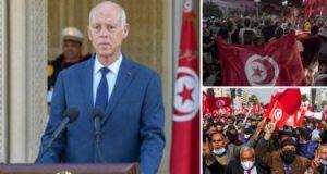 اتحاد الشغل التونسى: سعى أطراف فى النهضة لفرض عقوبات على البلاد خيانة