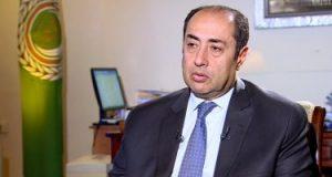 السفير حسام زكي: مؤتمر اليوم مرحلة جديدة لاستعادة العراق استقراره وسيادته