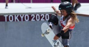 """الطفلة المعجزة سكاي براون تتجاوز تهشم الجمجمة وتصبح أصغر بطلة بريطانية في الأولمبياد""""صور"""""""