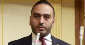 النائب محمد تيسير مطر ينجح فى الحصول على إشهار دائم لمركز شباب دار السلام