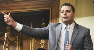 النائب نادر مصطفى يطالب وزير الكهرباء بدعم كفر أبو حطب بالشرقية بكشك 500 كيلو فولت