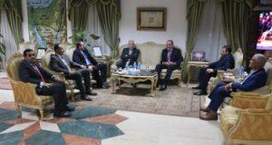 محافظ جنوب سيناء يستقبل مدير الأمن الجديد.. ويؤكد: التعاون بين الأجهزة التنفيذية