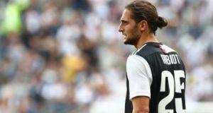 يوفنتوس يكشف تفاصيل إصابة رابيو.. وتأكد غيابه عن مباراة برشلونة