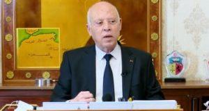 الرئيس التونسى يعزى نظيره الجزائرى فى وفاة بوتفليقة