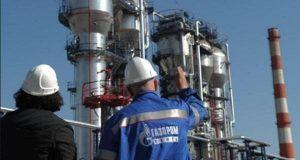 غازبروم الروسية تُبقي خطط صادراتها من الغاز لأوروباعند 183 مليار متر مكعب