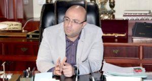 """محافظ بنى سويف يهنئ الطالب """"محمود"""" لحصوله على المركز الـ 8 عالميا بألمبياد اللغة الإنجليزية"""