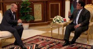 """أبو الغيط أمام مؤتمر """"استقرار ليبيا"""": نقدم الدعم لليبيا لتجاوز الصعاب"""