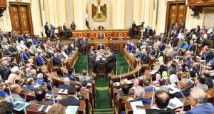 رئيس النواب يحيل 5 قوانين إلى اللجان النوعية المختصة.. صور