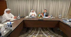 رئيس هيئة الاستثمار يعرض الفرص المتاحة فى مصر أمام عدد من مسؤولى الإمارات وقبرص