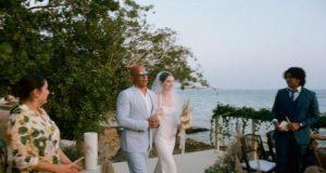 لحظة مؤثرة... فين ديزل يرافق ابنة صديقه بول ووكر في مراسم زفافها