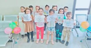 متحف كفر الشيخ: ورش عمل للأطفال ويوم ترفيهى لفريق التمكين الثقافى