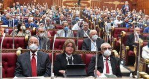 مجلس الشيوخ يوافق على المادة الأولى من قانون تنظيم النفاذ للموارد الأحيائية.. صور
