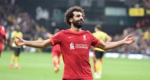 محمد صلاح يترشح لجائزة في الدوري الإنجليزي
