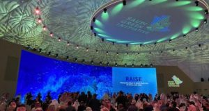منتدى «مبادرة السعودية الخضراء» يناقش التأثيرات المحتملة على استراتيجيات الشرق الأوسط المعنية بالبيئة
