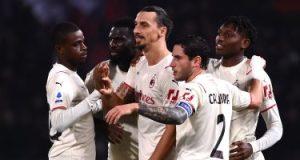 ميلان يستعيد إنجازا غائبا منذ 66 عاما فى الدوري الإيطالي بعد رباعية بولونيا